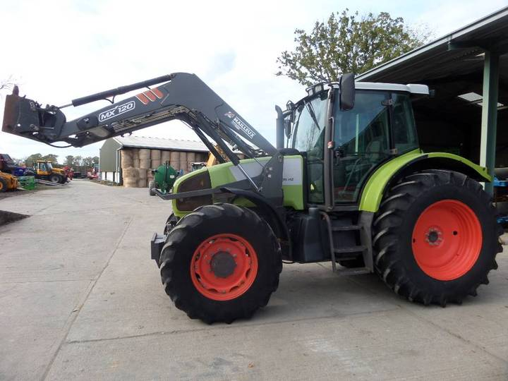 Claas Ares 696 Rz - 2004