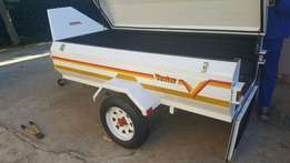 Immaculate Venter Trailer