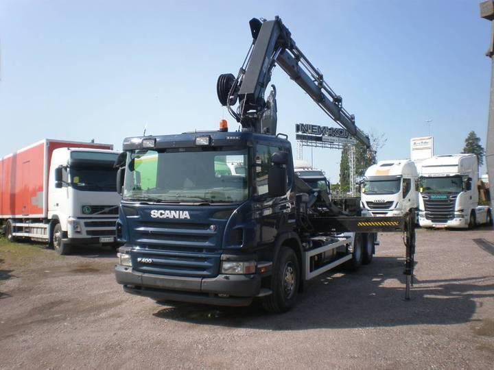 Scania P 400 6x4 - 2010