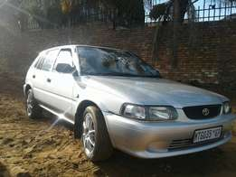 Toyota tezz 1.3 in an excellent condition 2001