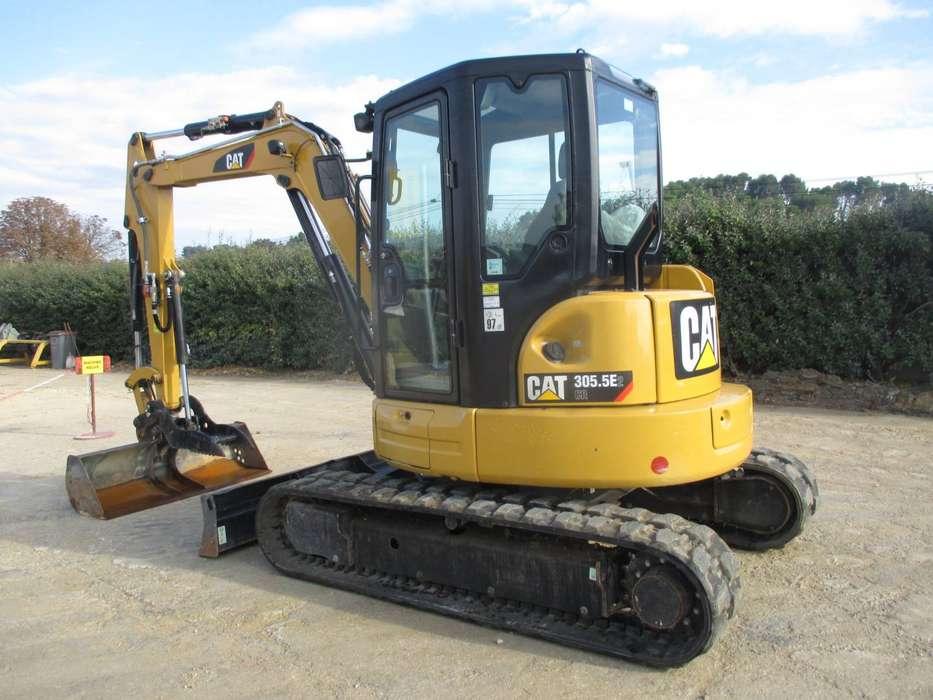 Caterpillar 305 5E2CR - 2016 for sale | Tradus