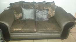 2x Perfect brown lounge couches