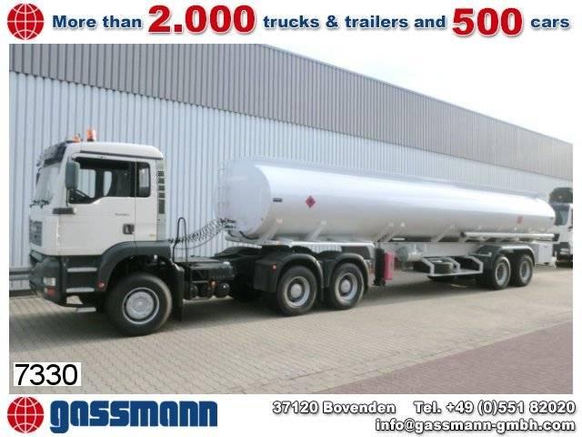 Andere Tankauflieger für Diesel/Öl, 34.560ltr.