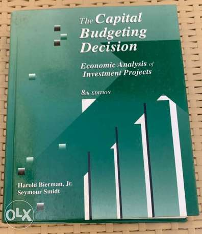 Capital Budgeting Decision