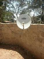 Dstv and Zuku installer