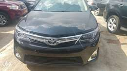 2012 XLE Toyota Camry