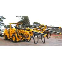 Drilling rig machinery tlb forklift fel dump truck heavy mobile cranes