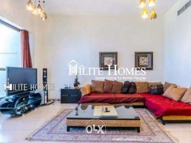 3 bedroom semi furnished luxury apartment with balcony