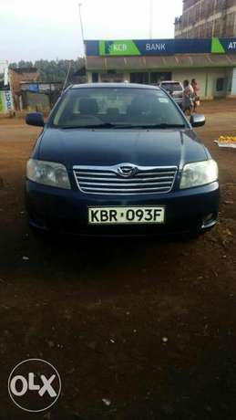 Avery well maintained car, new tyres buy and drive. Thika - image 1