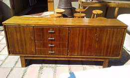 Art Décor Sideboard 3 Door/4 Drawer