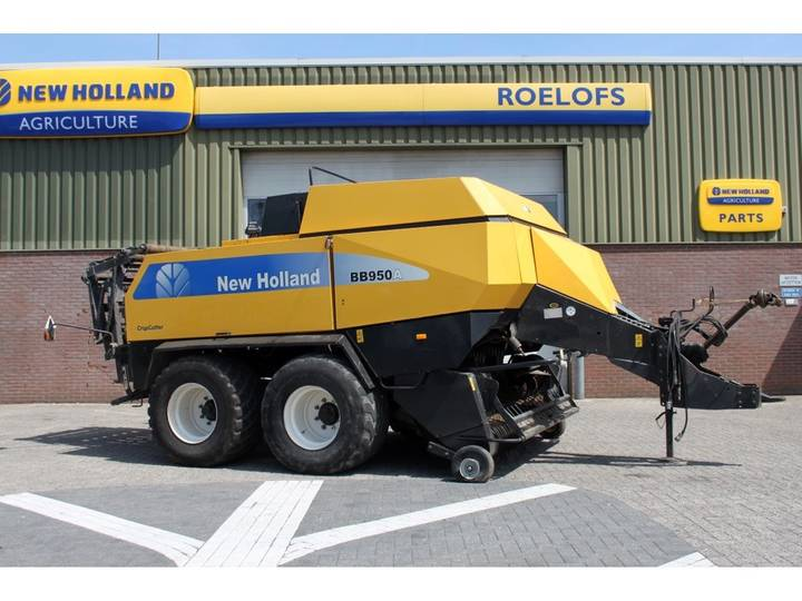 New Holland BB950A - 2007