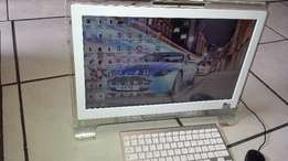 """Dual core PC20"""" MSI all in one for sale, great for kids school work."""
