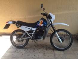 Yamaha DT 125,Very good condition