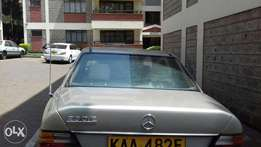 Quick sale on this well maintained Mercedes-Benz 124 E230