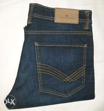 Tom Tailor jeans straight 34/32 from England.