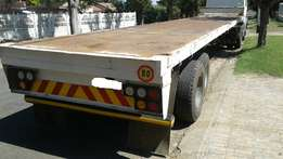 2009 Top Trailer Double Axle Trailer for sale