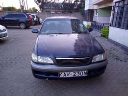 Quick sale on this well maintained Toyota Premio nyoka KAV 2000cc D-4