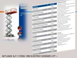Cherry Pickers -Hire and sales of Aerial equipment
