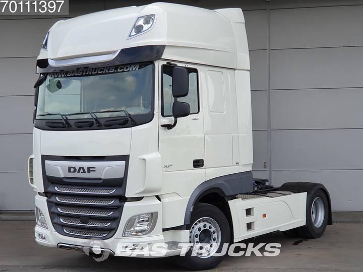 DAF XF 480 SSC 4X2 Intarder Euro 6 - 2019