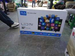 Android Smart Tv: TLS 43 Inch Brand New