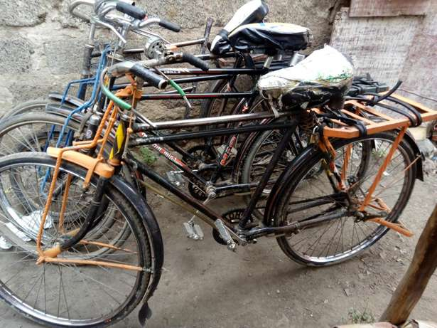 Heavy bicycles ready for businessheavy Industrial Area - image 1