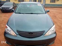 TOYOTA CAMRY 2004 modelers
