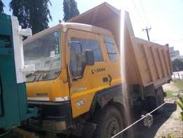 Bank Auction FAW Tipper CA 3320