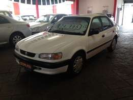 1998 Toyota Corolla 160i GLE, 48000km's,AUTOMATIC,Excellent Condition!