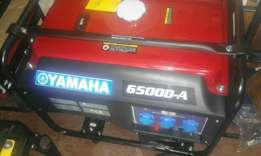 Brand new original heavy duty petrol engine Yamaha generator.