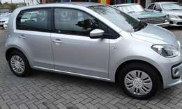 2016 VW Move Up! 1.0 55kw