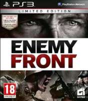 Enemy Front Limited Edition and Pro Darts PS3
