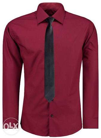 Official Dress Shirts For Men Slim Fit 100% Cotton Nairobi CBD - image 6