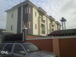 Brand New Three numbers of terrace 4bedroom duplex with bq