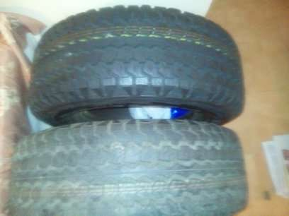 3 Good year Tires - size 265/70R 16 NEW Embakasi - image 2