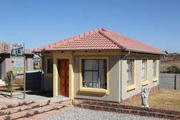 Why rent when you can buy?New affordable houses in Witpoortjie