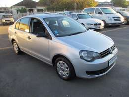 2011 Volkswagen Polo Vivo Sedan 1.4 Trendline * IMMACULATE *