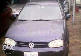 Volkswagen Golf 4 FREE Inspection