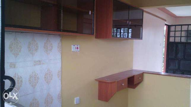 Two Bedroomed House With Ameriican Kitchen Available Ongata Rongai - image 5