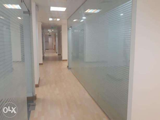 For rent office in Al Qurum