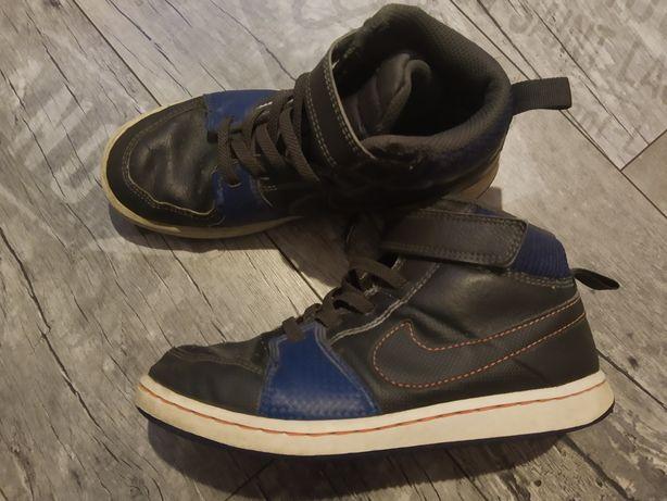 Buty Nike rozmiar 33 skóra za 20 zł. Pękanino • OLX.pl