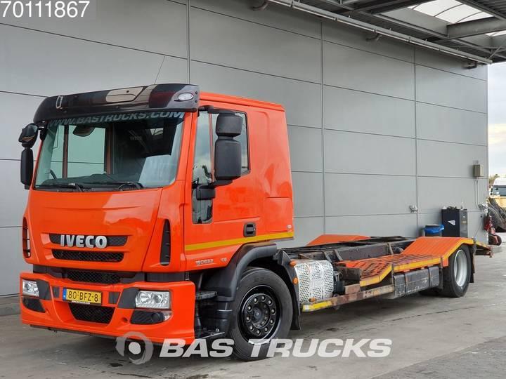 Iveco Eurocargo 190E32 4X2 Euro 6 - 2015