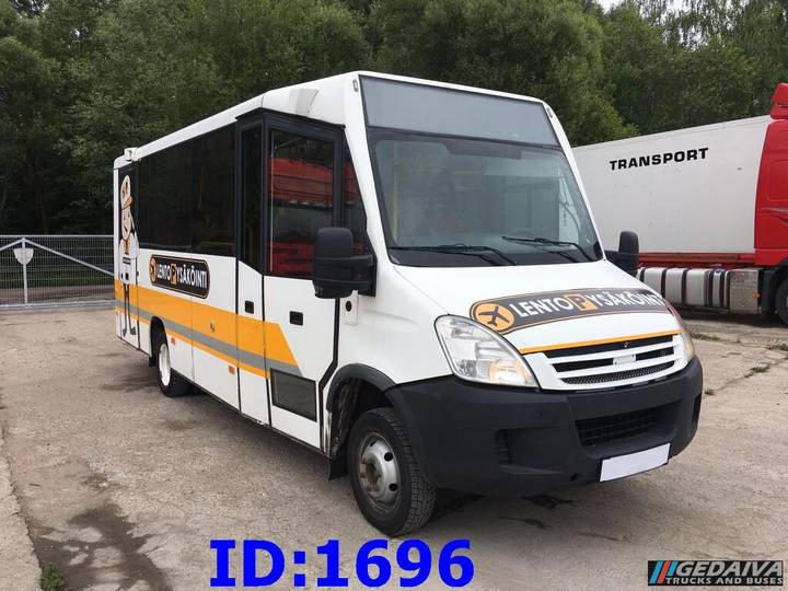 Iveco Daily Kutsenits - 2009