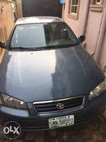 Neatly used Camry 2001 model