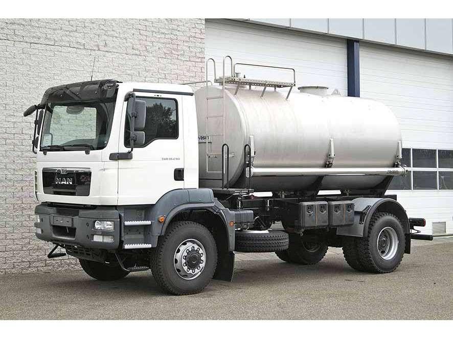 MAN TGM 18 240 BB 4X4 WATER TANK TRUCK for sale   Tradus