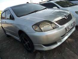 Toyota run x kbj, 560k only.