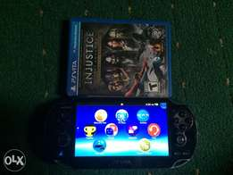 Ps vita 16gb with 3 Games