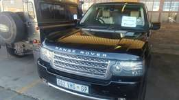 Range Rover 5L Super Charge 2010