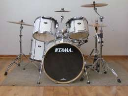 TAMA Superstar NO MARKETERS with extras.