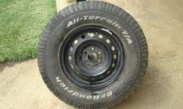 "1 × 16"" spare tyre for sale"
