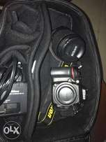 Brand New Nikon D7100 with 18-105mm lens